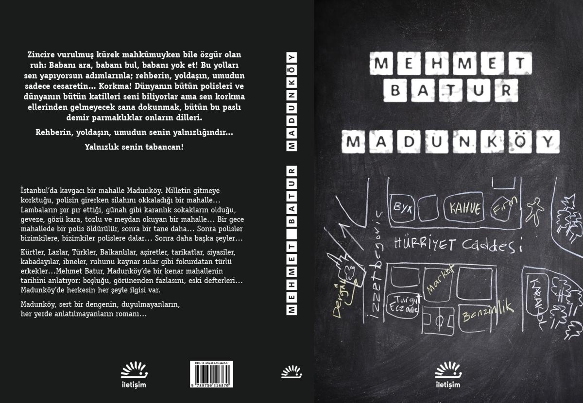 Yeni Roman: Madunköy yayımlandı